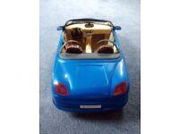 My Scene Doll car