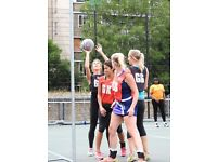 Netball Team Wanted - Intermediate League