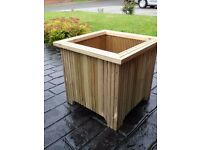 Garden patio planter
