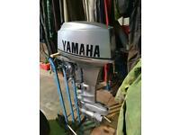 Boat outboard mariner Yamaha 40hp