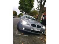Bmw 530d e60 2004 low mileage good condition