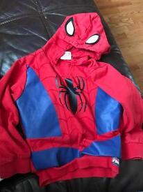 Spider man hoodie
