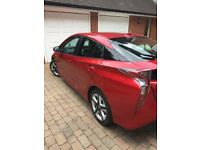 brand new top of the range Prius PCO ready including insurance hire