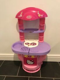 Hello Kitty play kitchen