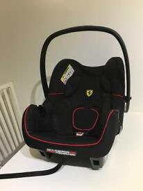 Genuine Ferrari carseat