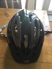 Ladies bike helmet