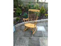 rocking chair shaby chic project x 2