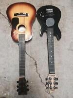 Kids guitars great condition