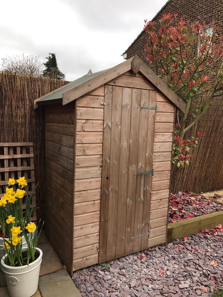 garden shed 3x4