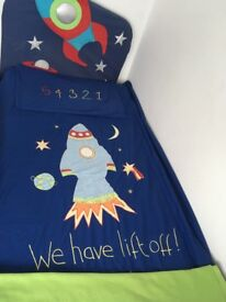 Next space bedding and other accesories