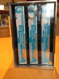 "Star Trek ""Next Gen"" VHS box set ""Mr Data"""