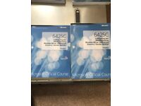 Two x Windows Server 2008 Active Directory Course Material Books