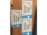XXX SOLD XXX 1 x Stone Roses Standing ticket. Hampden Park Glasgow 24th June 2017