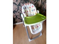 Very good condition baby highchair