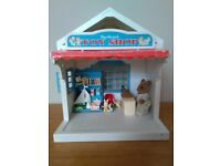 Sylvanian Toy Shop set