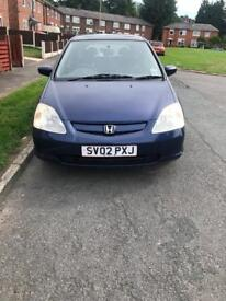 Honda Civic Se Executive ***drives good ****