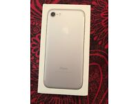 iphone 7 silver 32gb on Vodafone