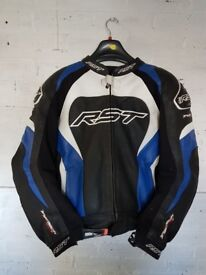 Rst motorcycle jacket & boots