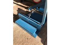 Dahle heavy duty manual guillotine