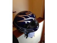 Motorbike helmet brand new