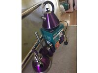 Gas kettle, Electric kettle with matching accessories