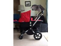 Bugaboo Cameleon 3 with accessories
