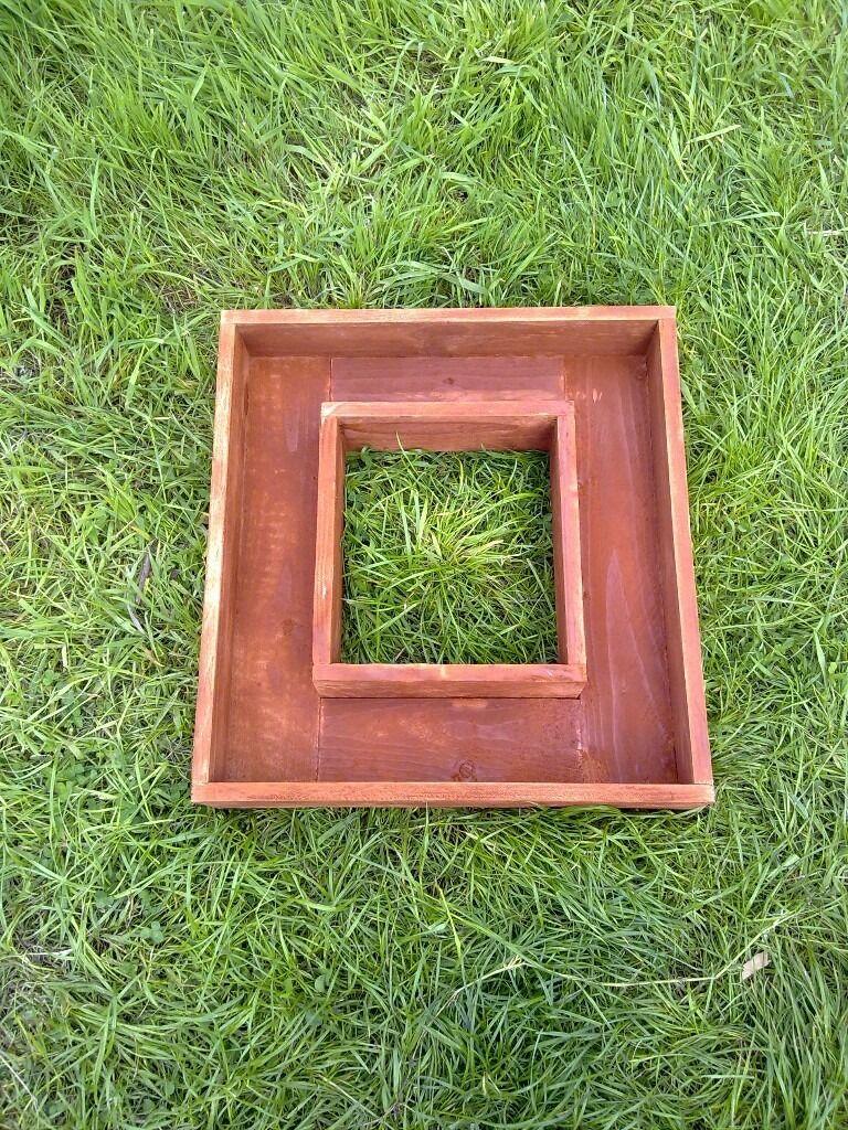 Square Garden Planter