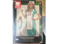 Nurse Costume SMALL UNOPENED