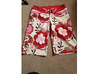 Animal women's size 8 border shorts
