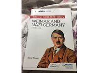 Edexcel GCSE HISTORY WEIMAR AND NAZI GERMANY