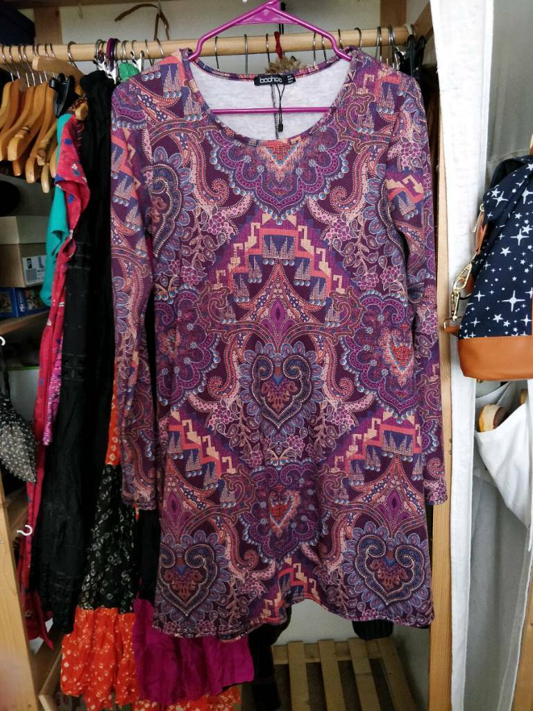 9a796766609 Boohoo purple tunic dress and/or pink Mantaray tops 10 | in Norwich ...