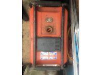 Kawasaki ga1800a petrol generator.