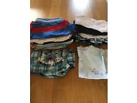 Baby Boy Summer clothing bundle, 3-6 months, 29 items.