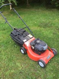 """Rover 20"""" self propelled mower for sale"""