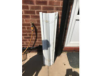 Apollo White Venetian Blinds With Brackets And All Strings