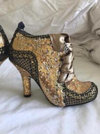 Irregular Choice shoes size 4/37