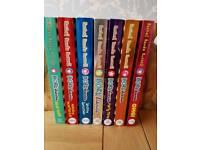 Dork diaries - 7 books soft copies