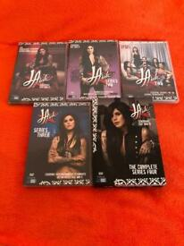 Complete LA Ink Series 1-4 DVD set