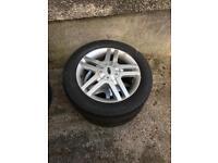 "4 16"" Ford Focus mk1 / 1.5 alloy wheels"
