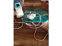 Excellent condition angle care baby monitor