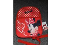 Minie Mouse Backpack