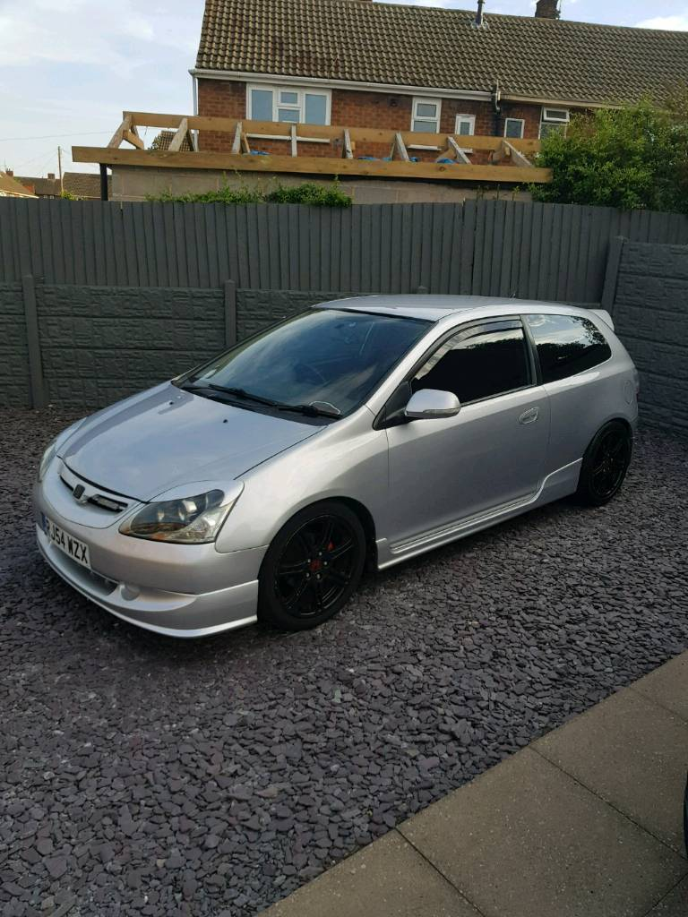 For Sale Is My Hond Civic 16 Sport Type R Rep 2004 E