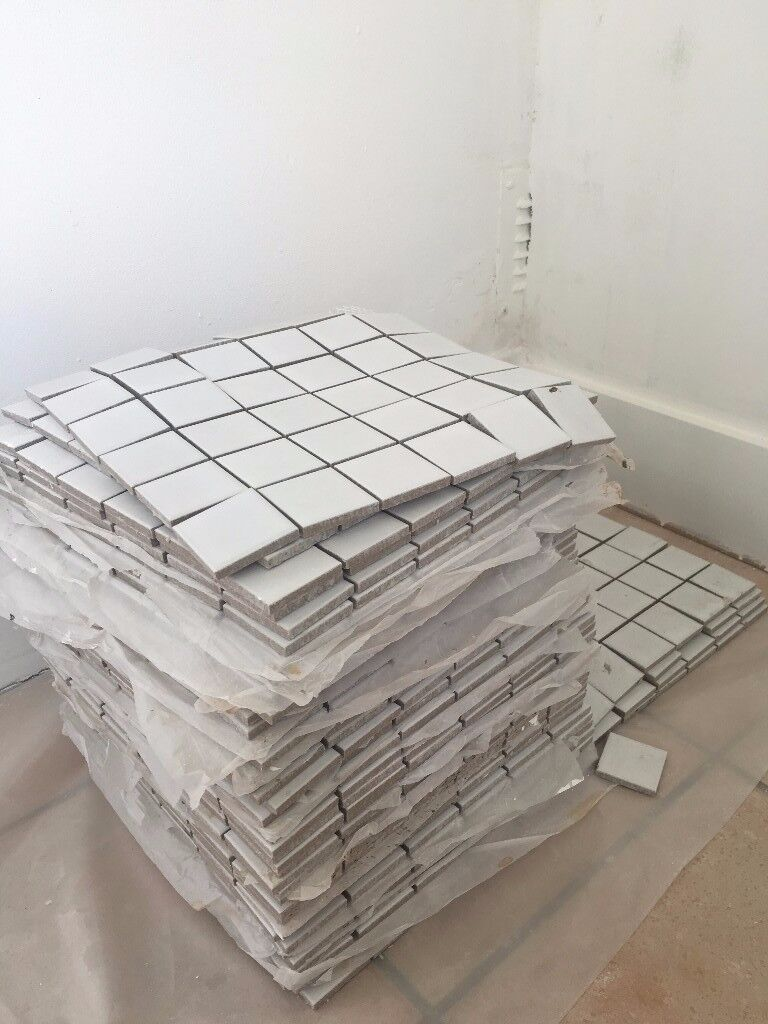 Small square ceramic tiles job lot in newham london gumtree small square ceramic tiles job lot dailygadgetfo Image collections