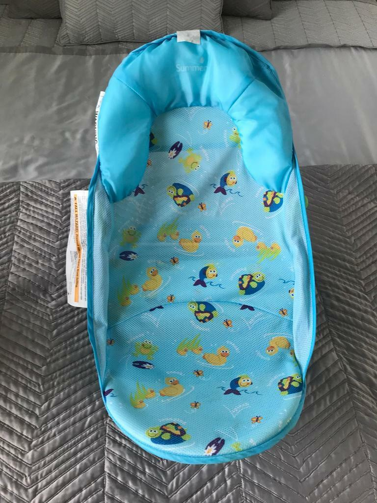 Summer Infant Baby Bath Seat