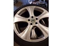 winter wheels & tyres 225/40 R 18