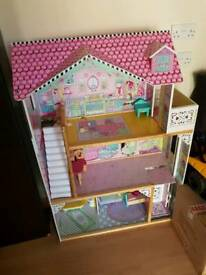 Large Dolls House FREE