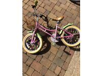 Girls elswick bike