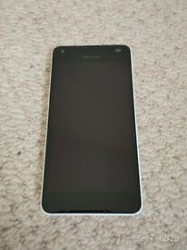 Microsoft Lumia 550 - Unlocked with excellent condition
