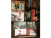 boxing/sports books autobiography