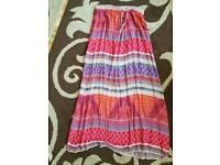 New look maxi skirt